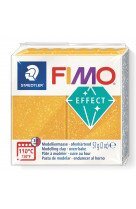 Fimo effect 57g or paillette