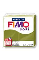 Fimo soft 57g vert olive
