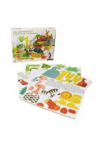 Deluxe pop out animals of the world