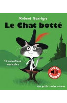 Le chat botte - 15 animations musicales