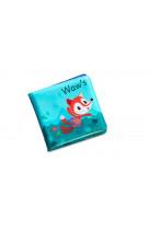 Alice splash livre de bain magique