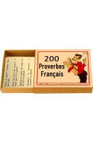 200 proverbes francais