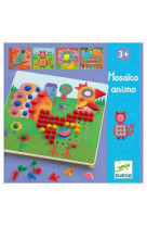 Jeux educatifs - mosaico animaux