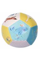 Ballon souple 10cm - le voyage d'olga