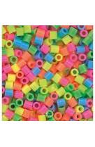 3000 perles fluo