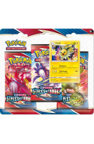 Pokemon eb05 : pack 3 boosters