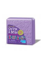 4m crea : 4 genres de perles violettes