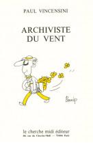 Archiviste du vent