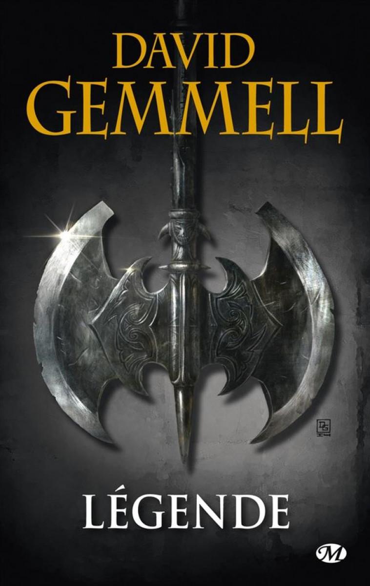 LE CYCLE DE DRENAI  -  LEGENDE - GEMMELL, DAVID - Milady