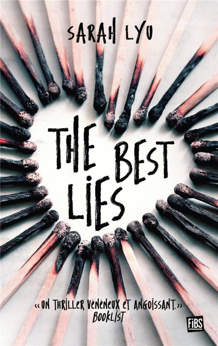 THE BEST LIES - LYU SARAH - CASTELMORE