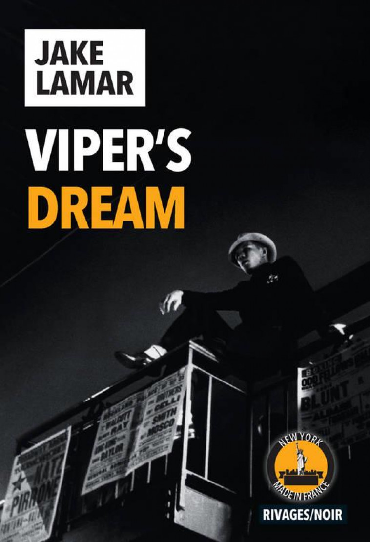 VIPER-S DREAM - LAMAR JAKE - Rivages